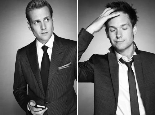 Harvey&Mike